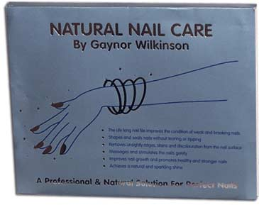 Nail Care with Gaynor Wilkinson
